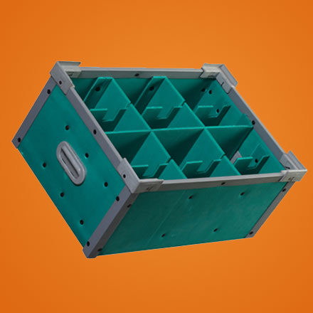 We offer Boxes, Crates, Bins, Sleeves etc made out of PP Corrugated Sheets. These are made to order to suit customers and product requirement.